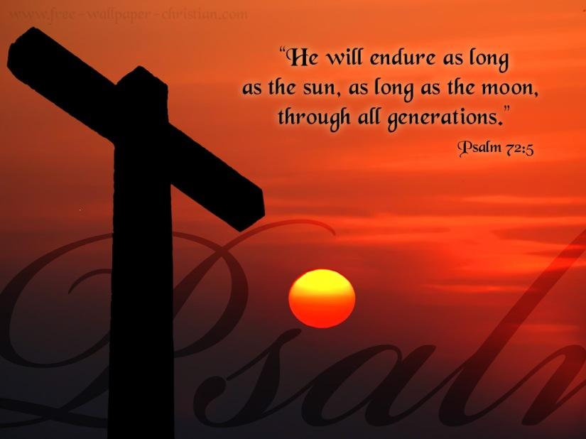 He is Always Present