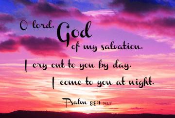Psalm 88 SelectedVerses