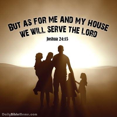 Joshua 24:19-25