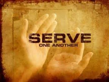 Focus – be a servant . ..