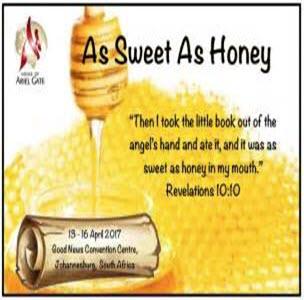 . . . honey to bitter . ..