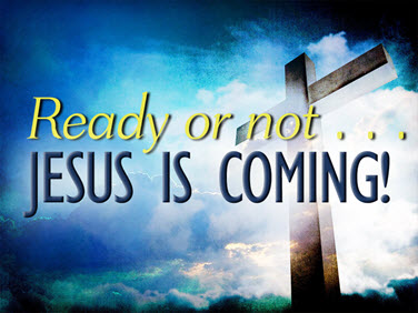 Second coming of Jesus – Rip-Roar Get High On Life