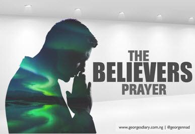 The Believers Pray