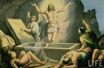 Resurrection of Jesus  . ..harmonized