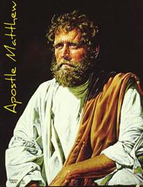 Apostle Matthew