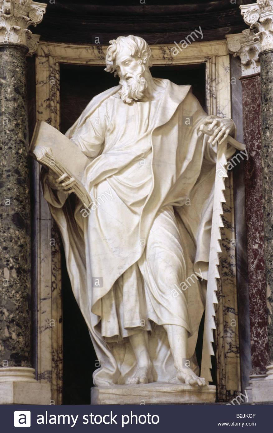 simon-the-zealot-apostle-statue-at-the-basilica-of-st-john-lateran-B2JKCF