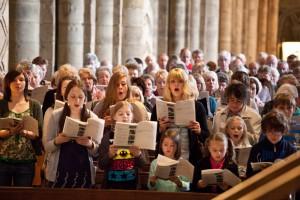 CongregationSinging