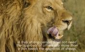 LionStrength
